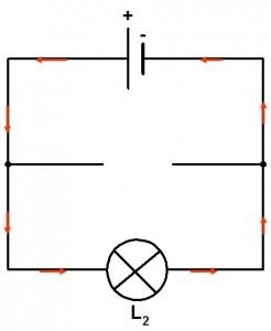 Circuit en dérivation ouvert