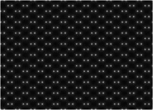 Atomes de diamant vus au microscope électronique