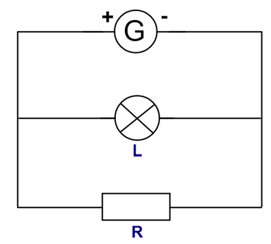 Circuit en dérivation
